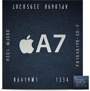 Apple motion coprocessors