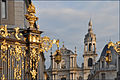 La cathédrale vue de la place Stanislas (Nancy).jpg