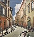 La rue Mage (Toulouse) - Vue depuis la place Mage.jpg