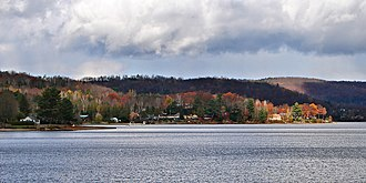 Lac-Simon, Outaouais, Quebec - Image: Lac Simon QC 2
