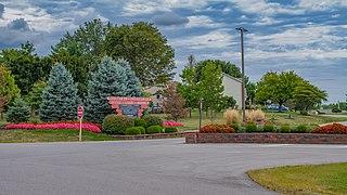 Choctaw Lake, Ohio CDP in Ohio, United States