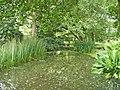 Lake in Japanese Garden, Trent Park, N14 - geograph.org.uk - 316817.jpg