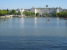 Lake of Disney Village 2.jpg