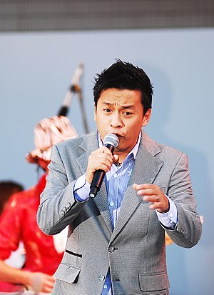 Lam Trường - Lam Trường performing at the Vietnam Festival 2008 at Japan