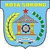 Official seal of Kota Sorong