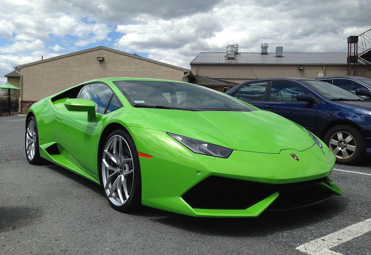 Lamborghini Huracán - Wikipedia
