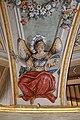 Lamporecchio, villa rospigliosi, interno, salone di apollo, con affreschi attr. a ludovico gemignani, 1680-90 ca., segni zodiacali, ariete 02.jpg