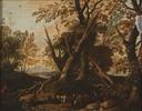 Landskap (Andrea Locatelli) - Nationalmuseum - 96737.tif