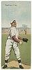 Larry Doyle-J. T. Meyers, New York Giants, baseball card portrait LCCN2007683867.jpg