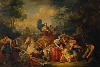 Lattanzio Querena Italian painter