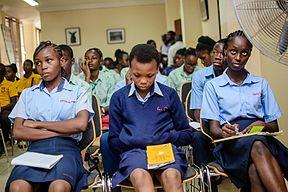 Launching of Wiki Loves Womenat Goethe Institute, Lagos ,Nigeria 13.jpg