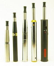 سيجارة إلكترونية Wikiwand