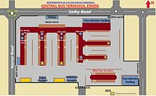 Central Bus Terminus, Erode - Wikipedia