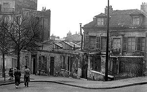Le Bateau-Lavoir - Le Bateau-Lavoir, c.1910