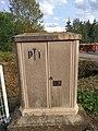 Le Bois-d'Oingt - Ancienne armoire PTT (août 2018).jpg