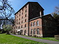 Le Breuil-en-Auge , moulin à blé puis distillerie depuis 1950.JPG