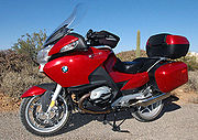 BMW R1200RT Touring Motorcycle