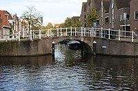 Leiden - Herengracht brug.JPG