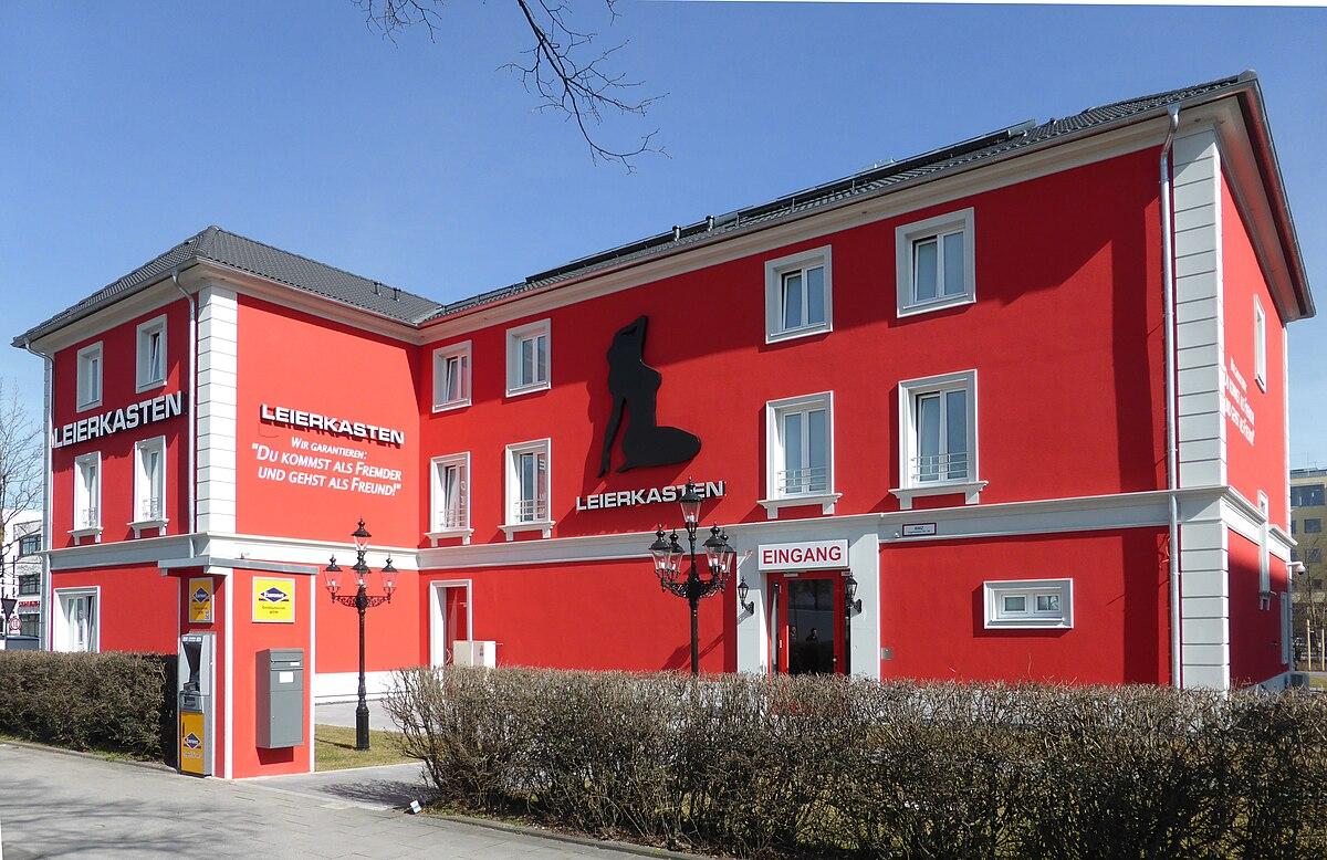 Der nähe in laufhaus Laufhaus Wien