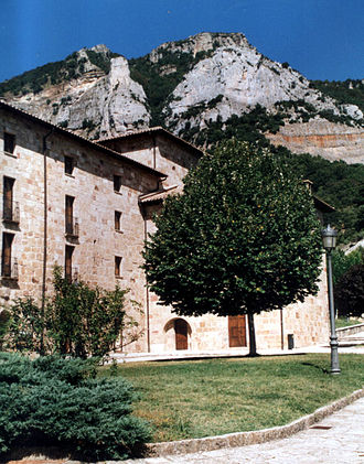 Monastery of Leyre - Image: Leire 3