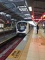 Lembah Subang northbound platform with KLAV.jpg