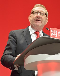 Len McCluskey English trade unionist