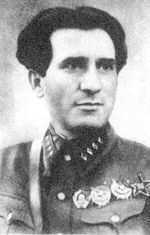 Israel Leplevsky - Israel Lepelevsky