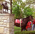 "Lexington Kentucky - Keeneland Race Track ""Paddock"" (2144146074).jpg"