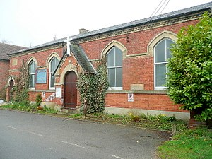 Swinderby - Wesyeyan Chapel, now the Light and Life Mission Hall