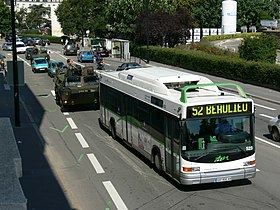 Image illustrative de l'article Liste des lignes de bus de Nantes