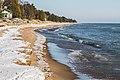 Lily Bay, Door Peninsula - Lake Michigan Shore (32040734832).jpg