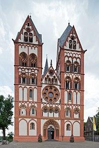 Limburg an der Lahn-Dom von Nordwesten-20120704.jpg