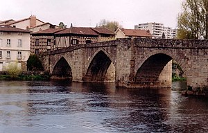 Limoges - Saint Martial Bridge
