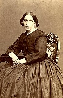 Lina Sandell Swedish theologist and writer