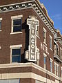 Lincoln Hotel (Franklin, Nebraska) sign.JPG
