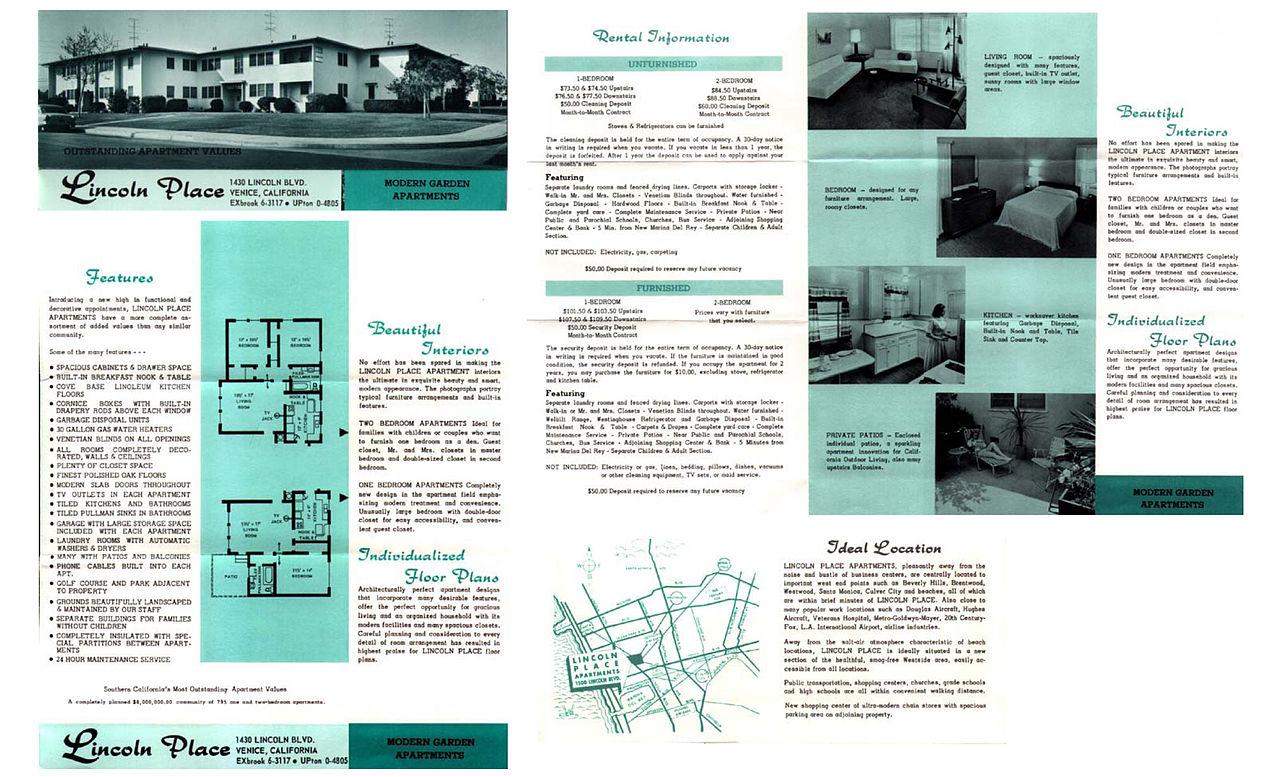 Brochures Template Design