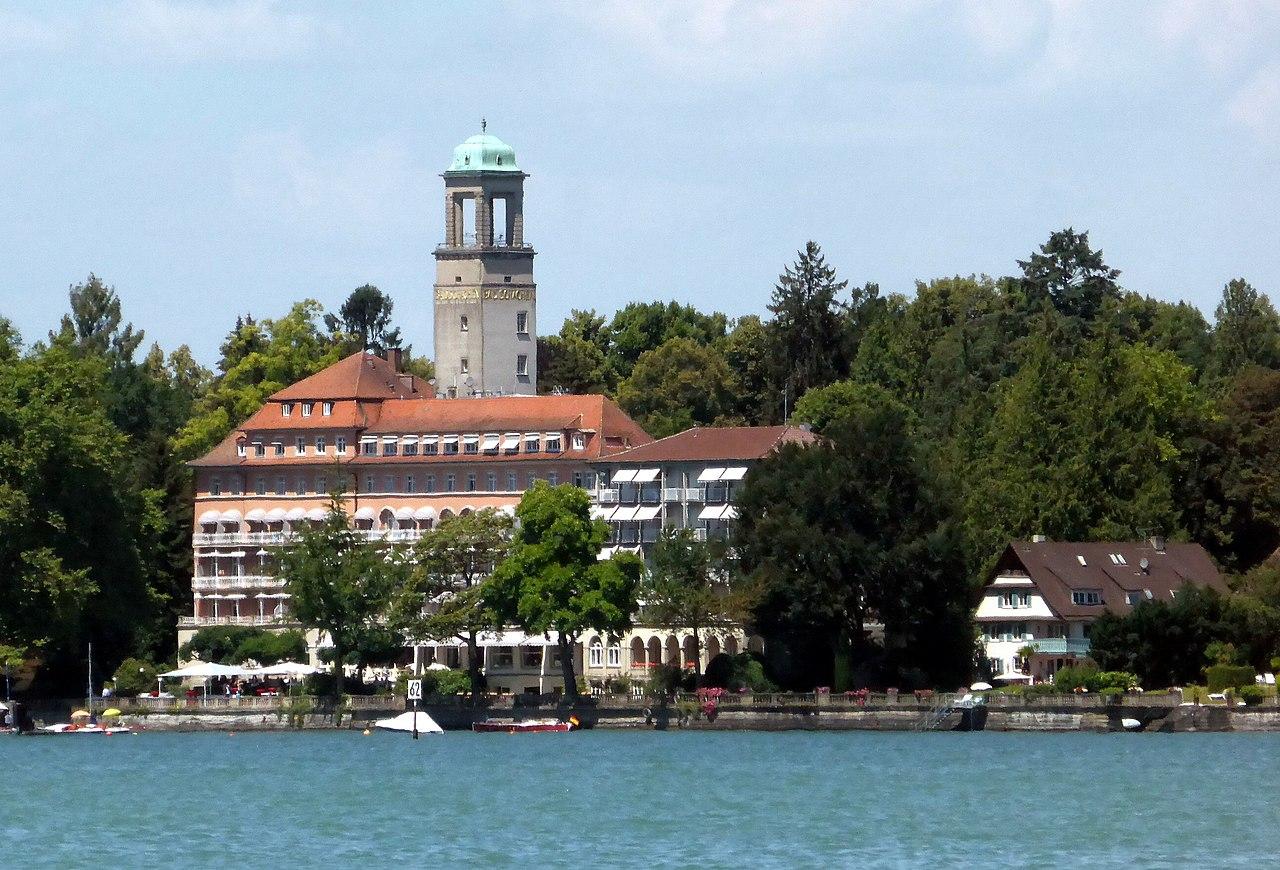 Hotel Bad Schachen Bodensee