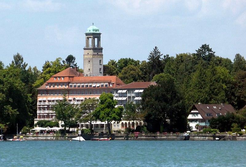 Hotel Bad Schachen Lindau