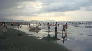 Lingayen, Pangasinan - Image: Lingayen 33mjf