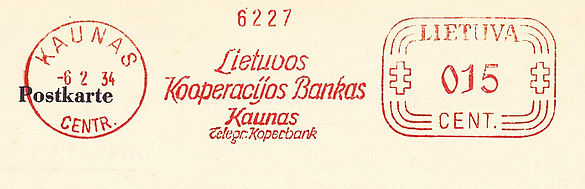 Lithuania stamp type AA2.jpg