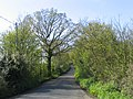 Little Warley Hall Lane, Little Warley - geograph.org.uk - 163549.jpg
