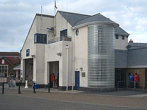 Littlehampton Lifeboat Station - Littlehampton Lifeboat Station