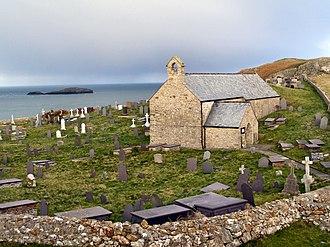 Cemaes - Llanbadrig Church