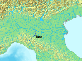 Image illustrative de l'article Taro (rivière)