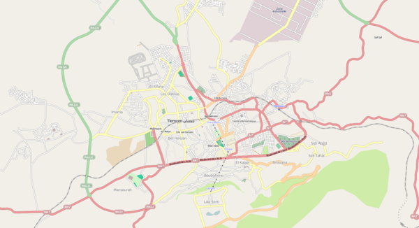 Location map Tlemcen.png