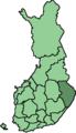 Location of Pohjois-Karjala in Finland.png