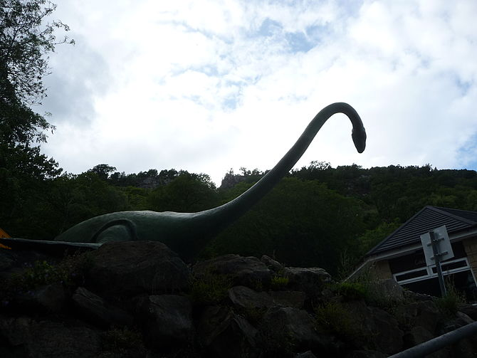 English: Loch Ness Monster