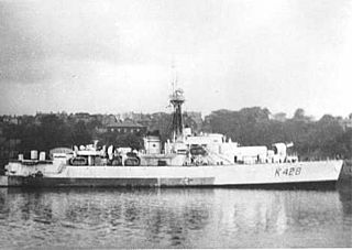 HMS <i>Loch Alvie</i> (K428)
