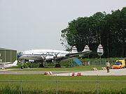 Lockheed Constellation N749NL Aviodrome