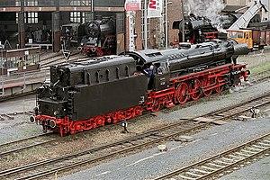DRB Class 41 - Image: Locomotive BR41 360